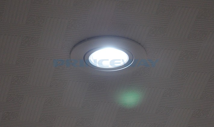 3w Dimmable Led Downlight Cheap Bathroom Recessed Led Light