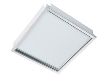 60x60 led panel lights for integrated ceiling in bathroom and